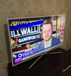 Телевизор Samsung UE49K5510BU (123см)