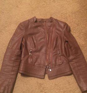 Кожаная куртка/пиджак