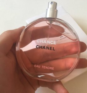 Chanel Chance eau tender tester