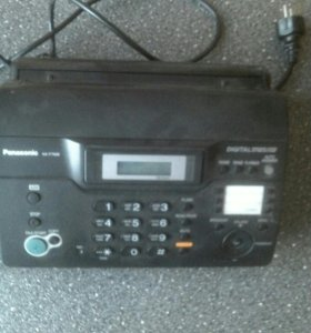 Факс panasonic kx- ft 938