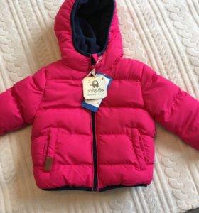 Новая куртка на весну - осень