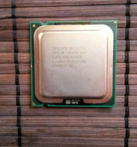 Процессор Intel Core2Duo E6750