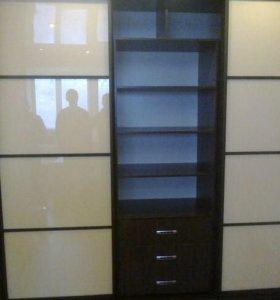 Встроенный шкаф-купе риал