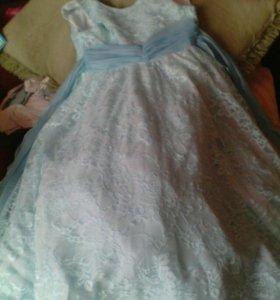 Платье детское звоните 89288505682