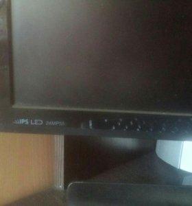 Монитор LG 24MP 55D