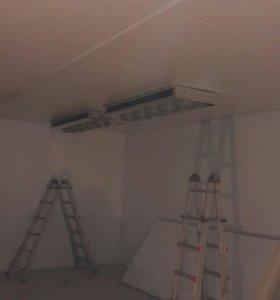 Установка,ремонт,ТО,сплит систем.