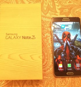 Смартфон Samsung Galaxy Note3 sm-n900
