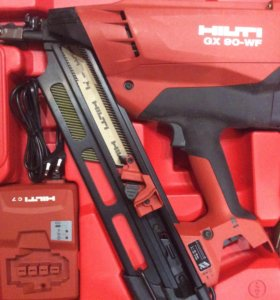 монтажный пистолет по дереву GX90 hilti ХИЛТИ