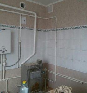 Выполню сантехнические работы( водопровод,)