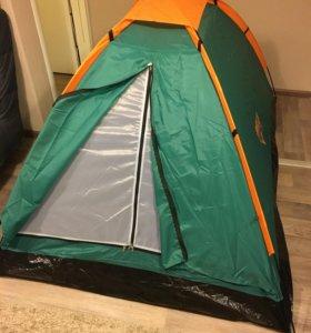 Палатка +матрас новые торг