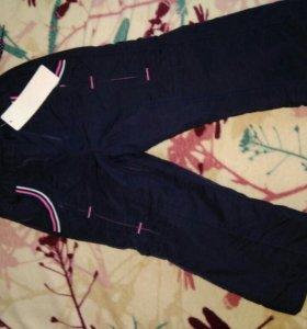 Новые штаны на флисе 92