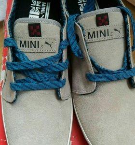 Мужские туфли MINI Men's by PUMA Shoes.