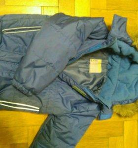 Куртка зимняя рост 116 Caimano