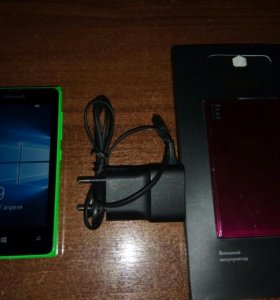 Microsoft Lumia 532DS + Hiper Power Bank slim 2000