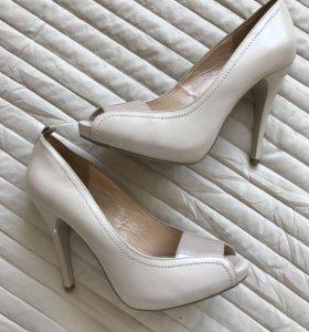 Туфли кожаные, 37