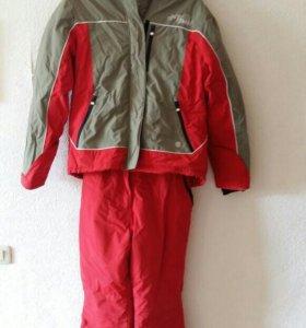 Куртка и штаны 46р, сноуборд, горные лыжи