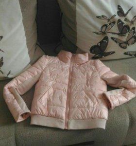 Куртка на синтепоне р.42- 44