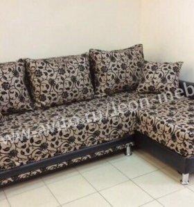 094 Угловой диван от фабрики