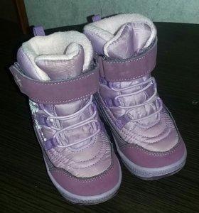 ботинки котофей зима