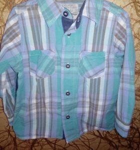 Рубашка mothercare р.92