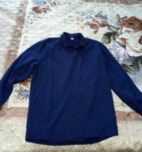 Рубашка,одета 1-2 раза.