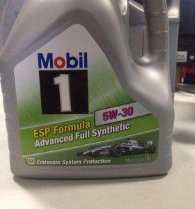 Масло мобил 5-30 ESP Formula