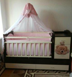 Продам кровать трансформер
