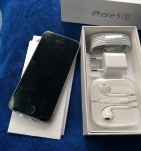 iPhone 5s.16gb.. space grey