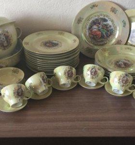 Столовый набор германской посуды)