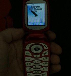 Продам рабочий Samsung x460