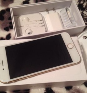 iPhone 6 Gold 64 gb Gold