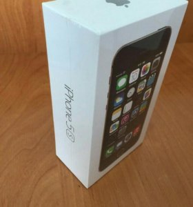 iPhone 5s 16г (Space Gray/Silver)