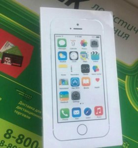 iPhone 5s 32г (Silver)