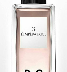 D&G L'IMPERATRICE(55 мл)