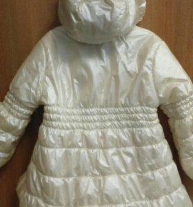 Пальто непромокаемое р104-116