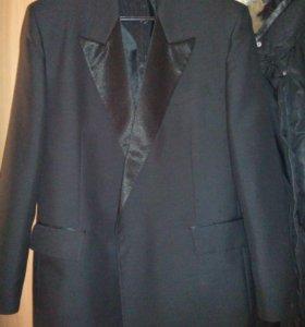 Пиджак смокинг мужской