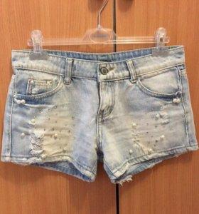 Новые модные шорты на лето