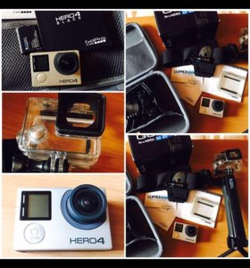 GoPro4 black edition