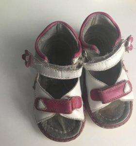 Детская обувь 21 размера