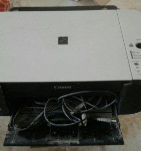 Принтер canon mp190