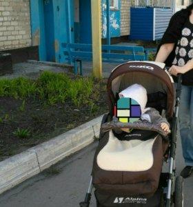 Детская коляска Riko sport line 3в 1