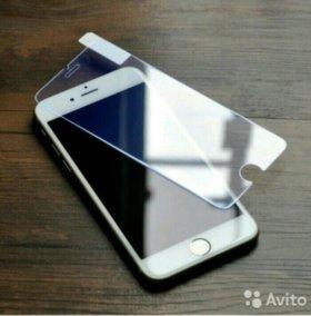 Закаленное стекло iPhone 5/5C/5S iPhone 6/6S