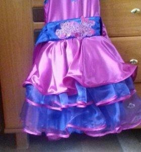Платье для принцески