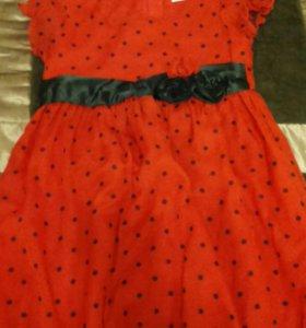 Платье ф waikiki р 100-110