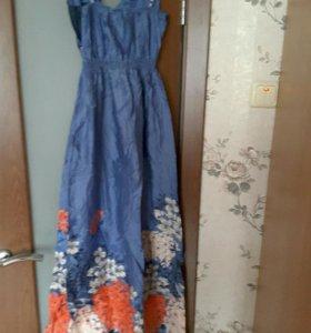 Платье . Очень красивое