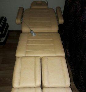 Кресло педикюрное трио.