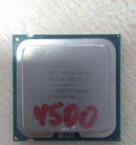 Процессор 775/E4500/2.20GHZ/2m/800