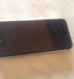 Айфон 5s на запачсти