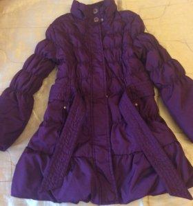 Пальто зимнее и осеннее для девочки