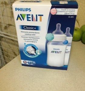 Бутылочки Philips Avent